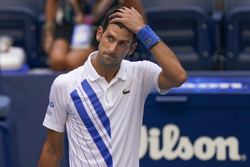 Novak Đoković diskvalifikovan sa US Opena 2020.