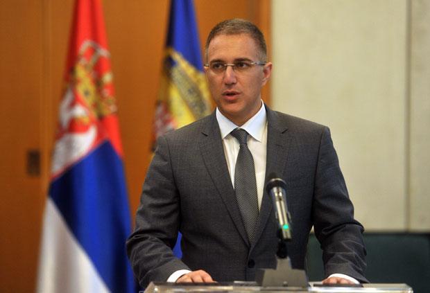 Stefanović: Srbija je danas mnogo bezbednija zemlja