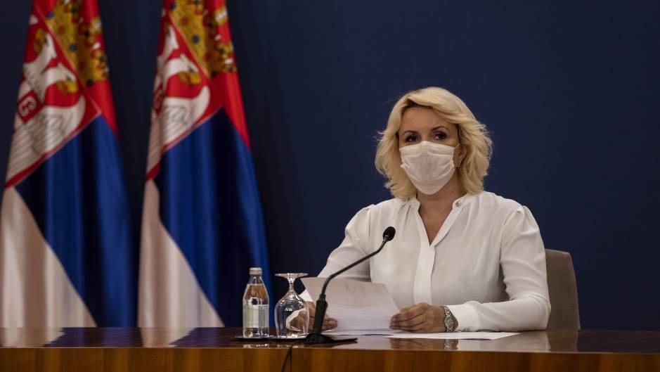 Kisić Tepavčević: Nema opuštanja, stabilna situacije može brzo da se promeni