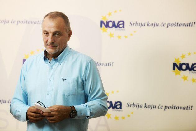 Živković: Opozicija otvorila temu o zajedničkom kanididatu na predsedničkim izborima
