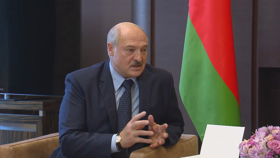 Lukašenko zatvara granice