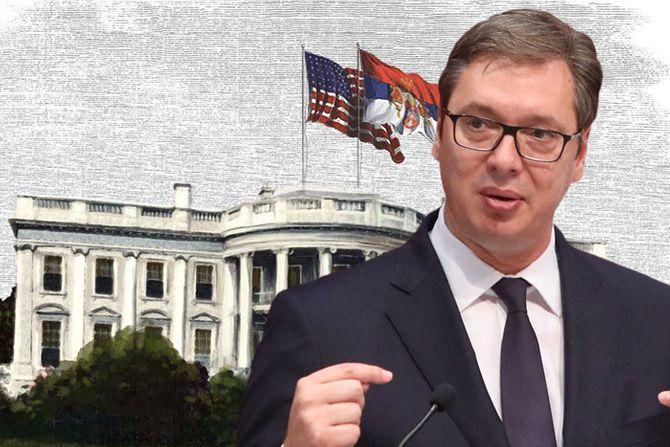 Vučić od danas u SAD, razgovori o ekonomskoj saradnji Beograda i Prištine