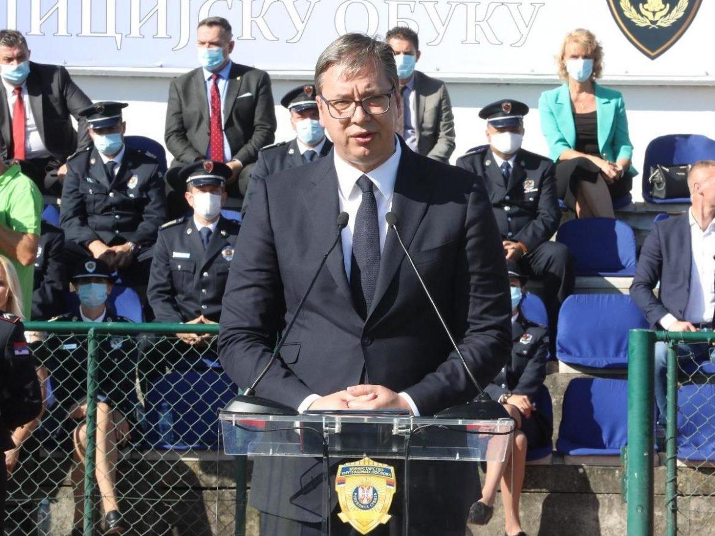 Vučić: Srbija spremna za razgovore u Briselu 28. septembra