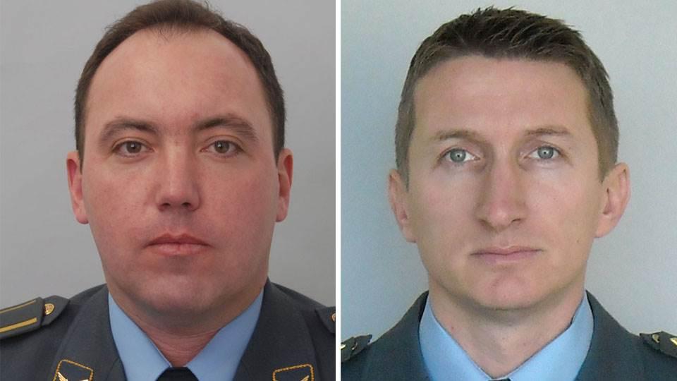 Poseta porodicama poginulih pilota pilota