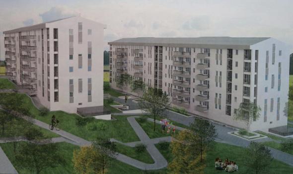 Kragujevac: Raspisan javni poziv za prodaju stanova na Deninom brdu