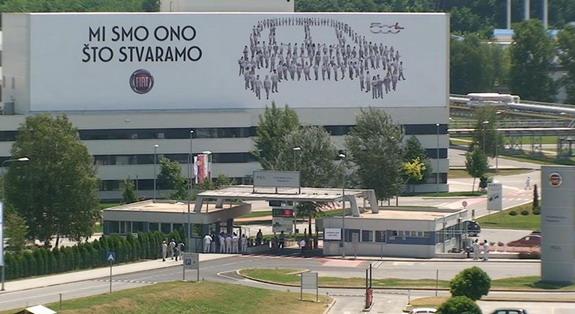 Radnici Fijata na plaćenom odsustvu do kraja septembra