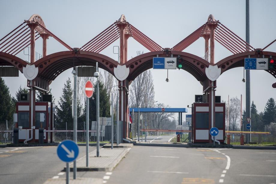 Mađarske granice od danas zatvorene za strance