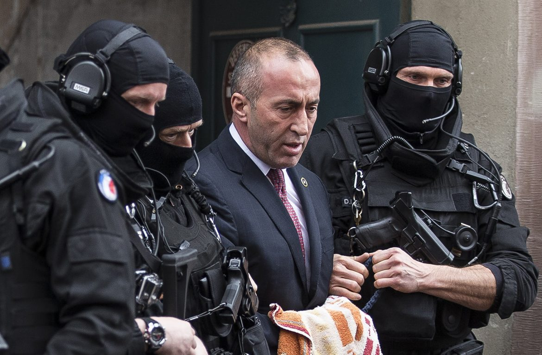 Nasim Haradinaj u pritvoru