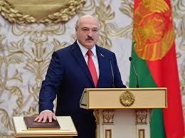 Lukašenko stupio na dužnost