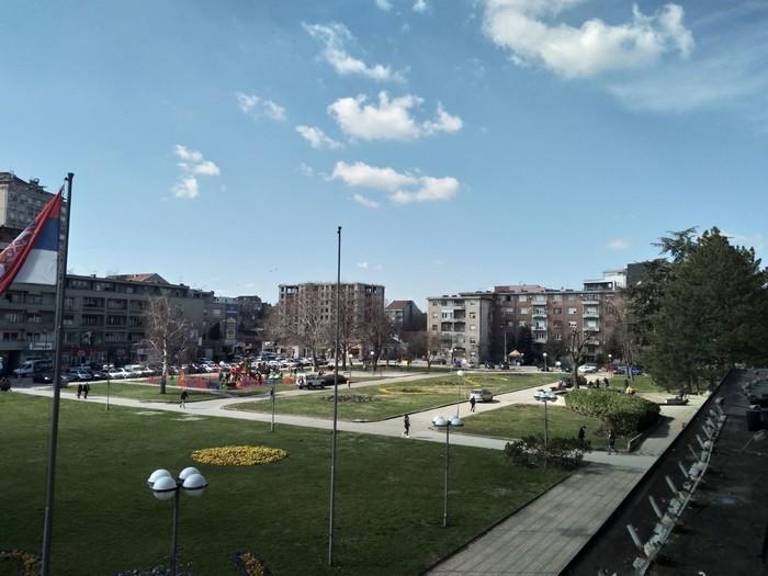 U Kragujevcu danas veći broj novozaraženih
