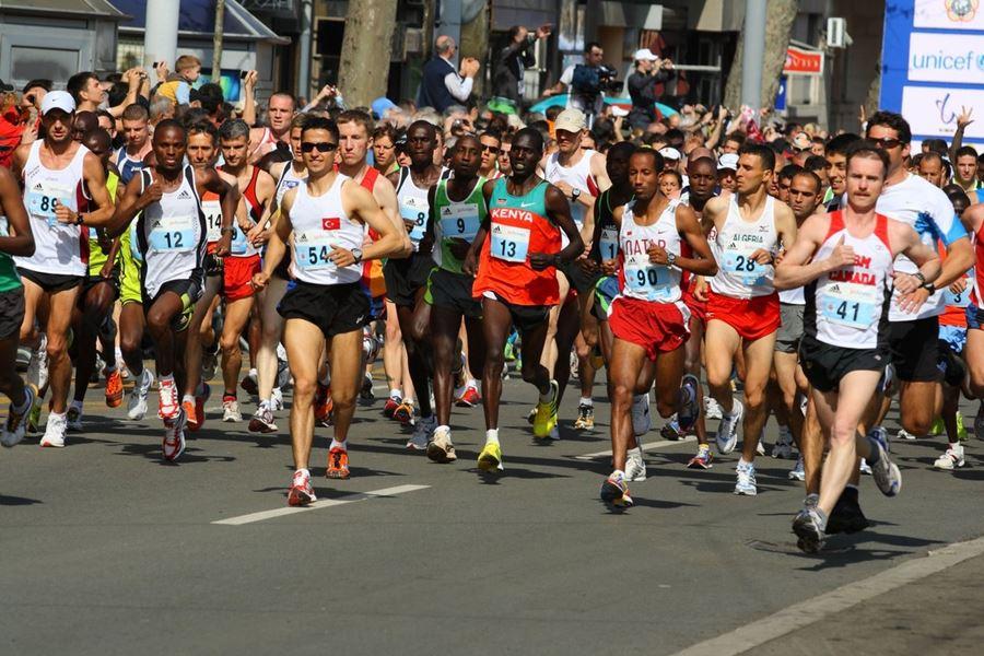 Otkazan Beogradski maraton