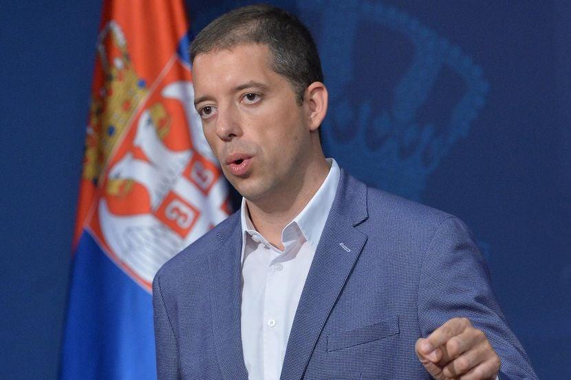 Đurić: Ne odustajemo od Zajednice srpskih opština