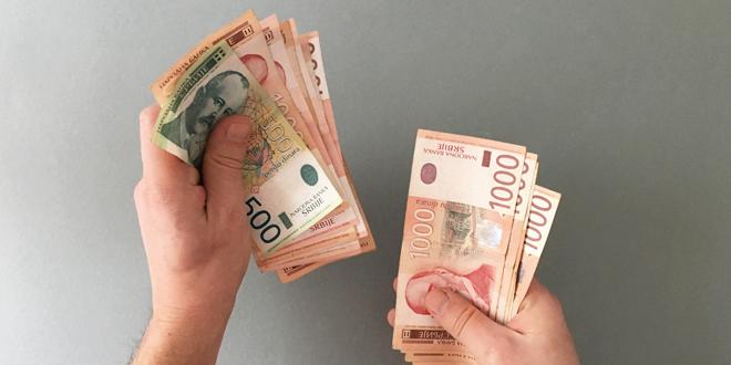 Danas isplata posebne novčane naknade za avgust