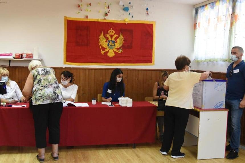 Objavljeni konačni rezultati parlamentarnih izbora u Crnoj Gori