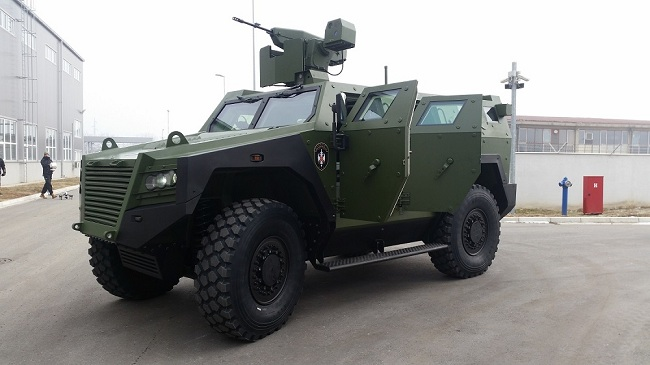 "VIšenamensko vojno vozilo ""Miloš"" položilo sve testove"