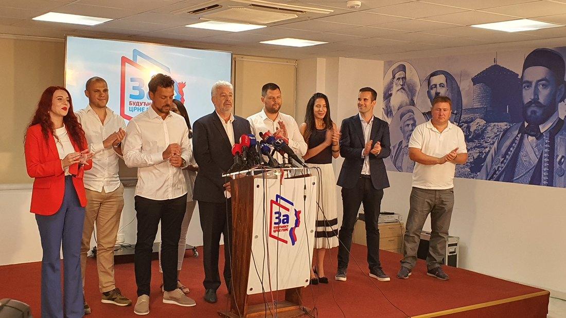 Nova parlamentarna većina u Crnoj Gori