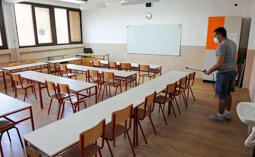 """U Osnovnoj školi """" Vuk Karadžić"""" potvrđena infekcija kod jedne učenice"""