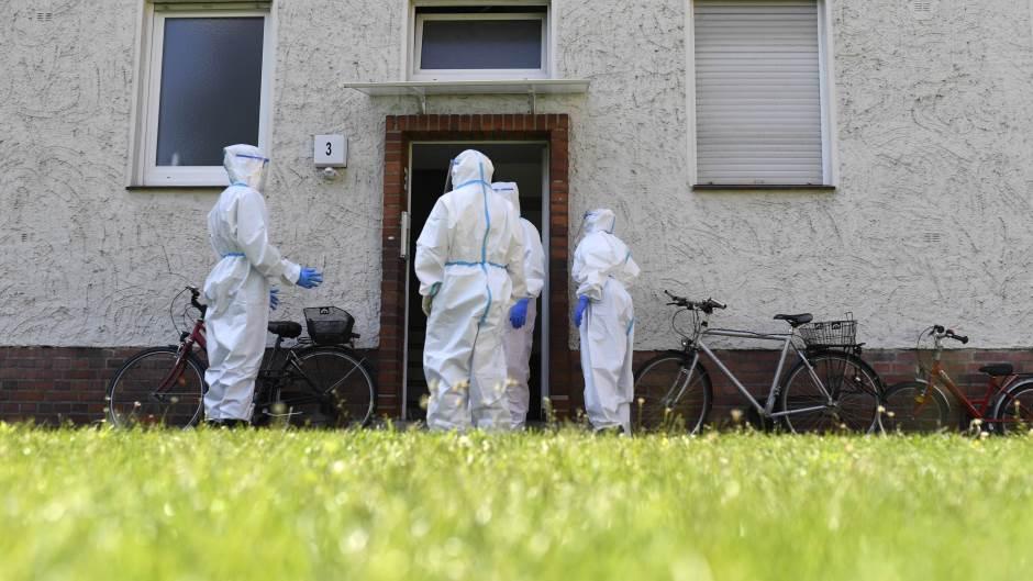 Nemačka počela da prima pacijente iz susednih zemalja
