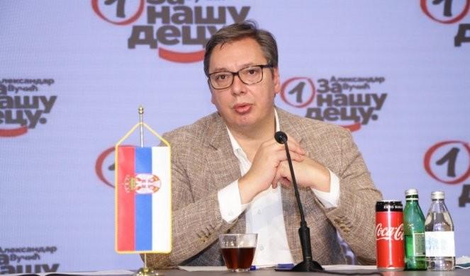 Vučić: Kritičari sa dva velika odmora