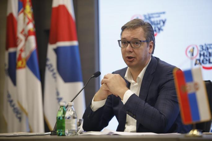 Vučić: Šest ciljeva nove Vlade