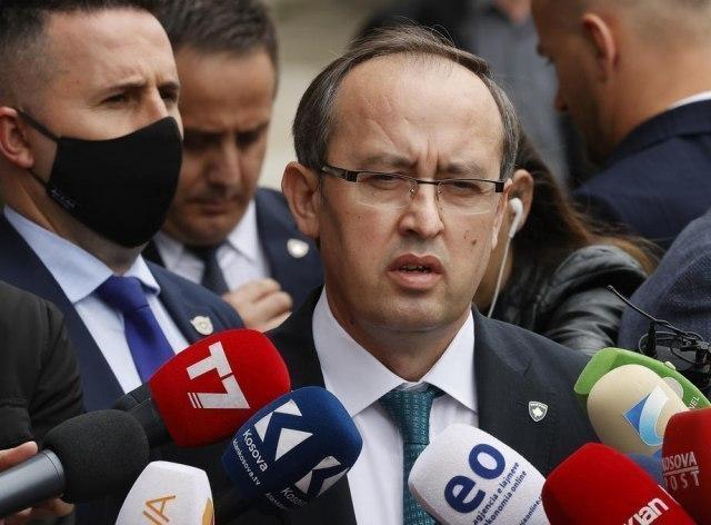 Hoti: Beograd prikrivao zločine