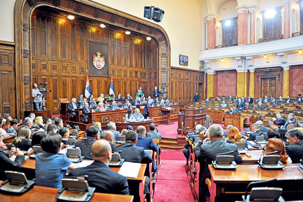 Nastavljeno zasedanje Skupštine Srbije, rasprava o amandmanima