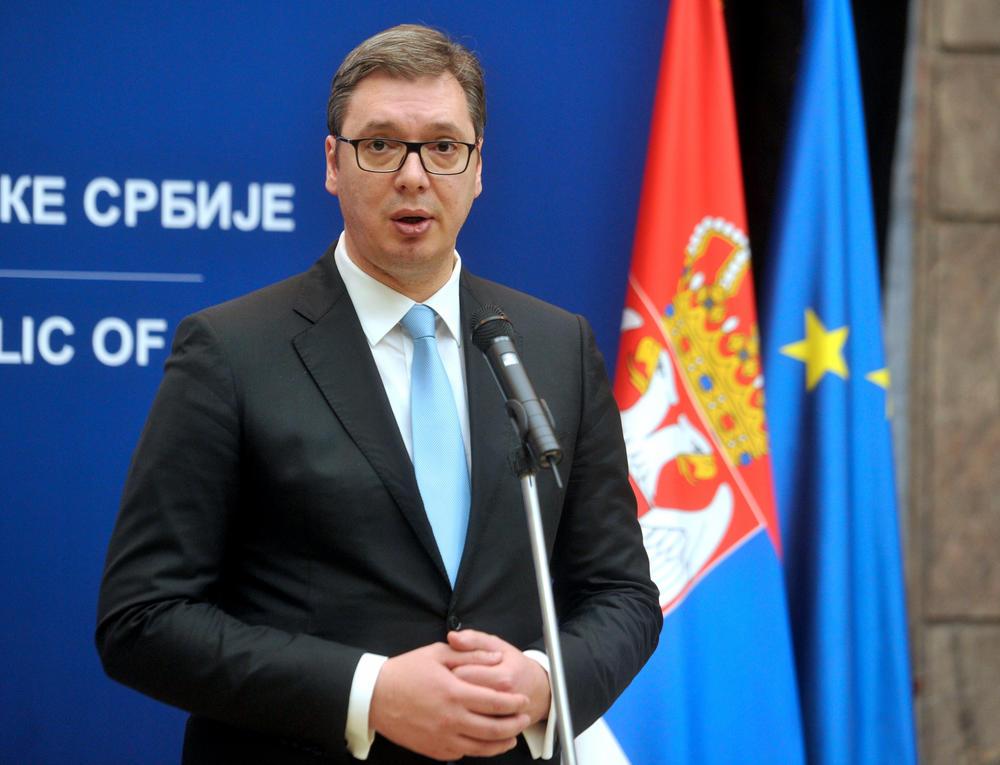 Vučić danas saopštava ime mandatara