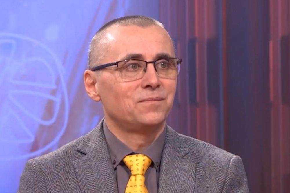 Ivanuša: treba razmišljati o uvođenju novih epidemiskih mera