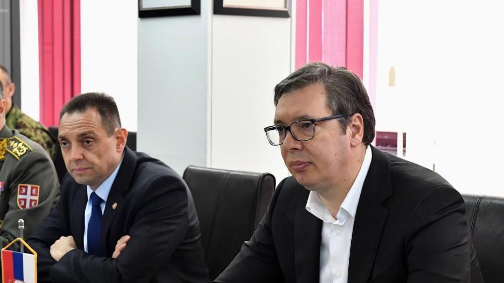 Vulin: Vučić neće priznati Kosovo