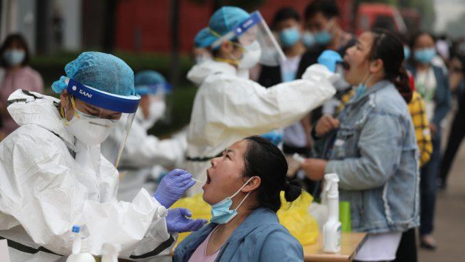 Kina testirala ceo grad posle šest novih slučajeva Kovida-19