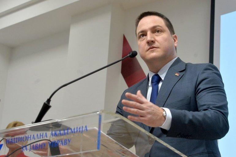 Branko Ružić novi ministar prosvete