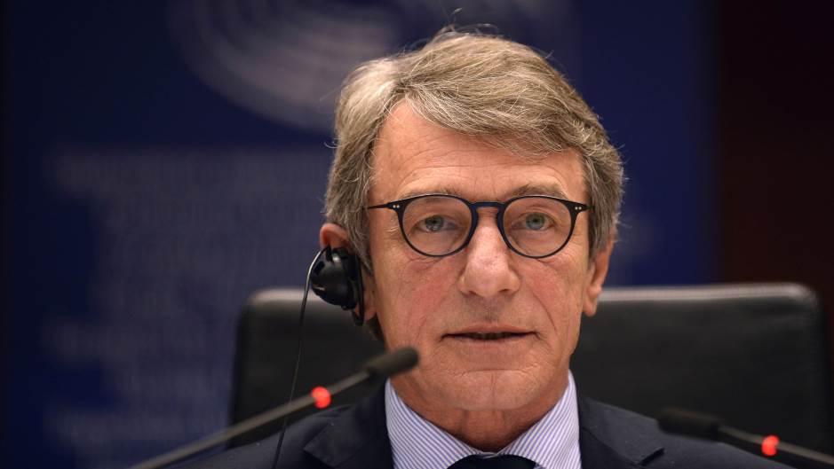 Predsednik Evropskog parlamenta Sasoli u karantinu