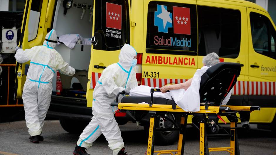 Španija prva država EU sa više od 900.000 infekcija korona virusom