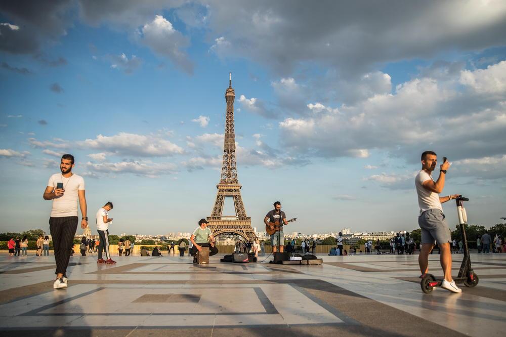 Raste broj obolelih u Francuskoj