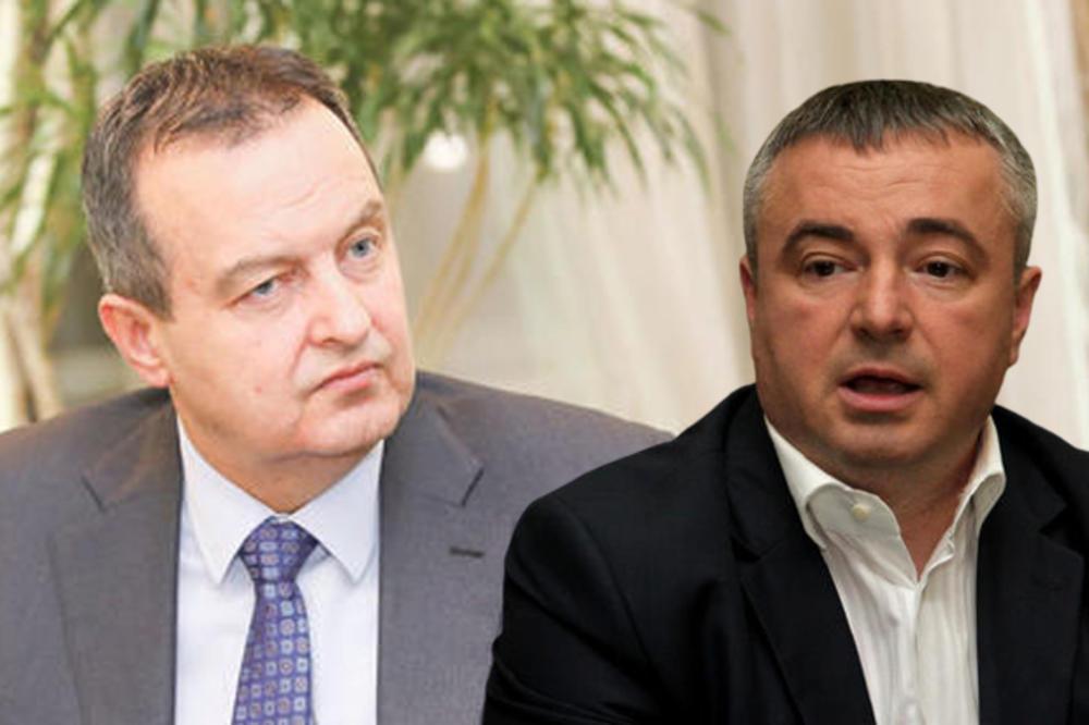"""Dačić: Bajatović ostaje na čelu """" Srbijagasa"""""""