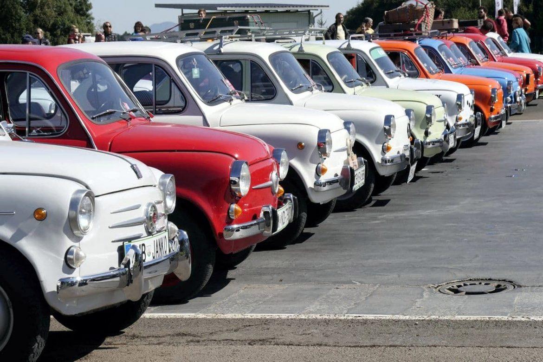 U Kragujevcu obeležena 65. godišnjica početka proizvodnje 'Fiće'