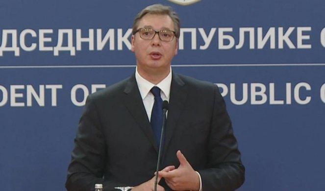 Vučić u 20 časova saopštava ime mandatara