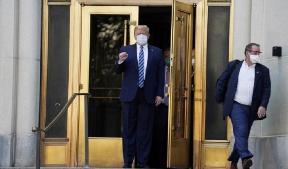 Donald Tramp ponovo u Beloj kući