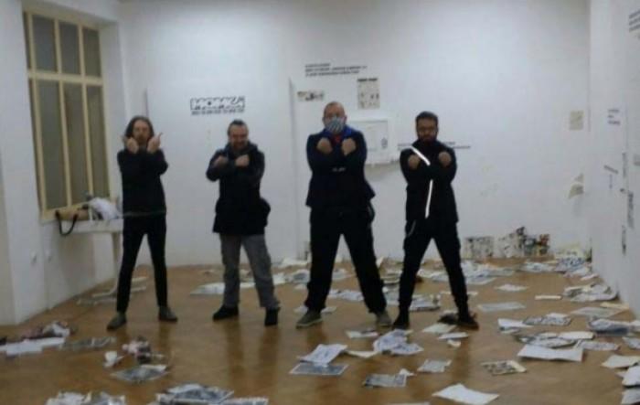 N1: Policija uhapsila šestoro osumnjičenih za upad na izložbu stripa u Zemunu