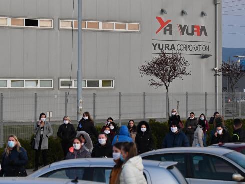 Kompanija 'Jura' žarište KOVID-19, Niš traži pomoć države