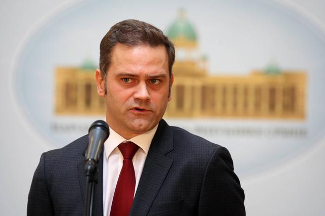 Borko Stefanović: Bez Vučića odgovora na pitanja o korupciji