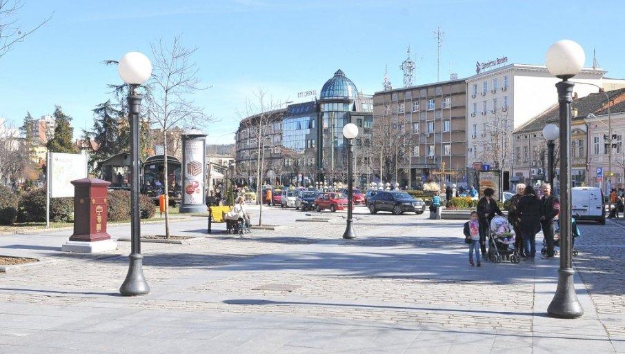 Kragujevac: Budžet grada manji za 1,7 milijardi dinara