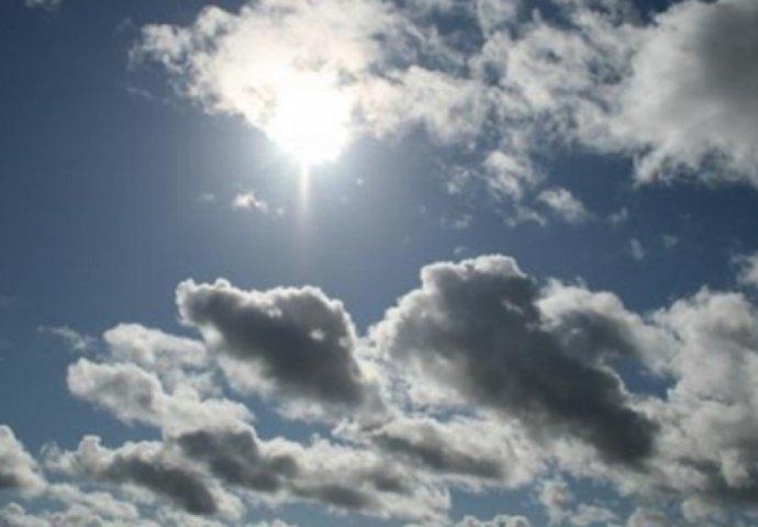 Vreme: Umereno oblačno sa sunčanim intervalima