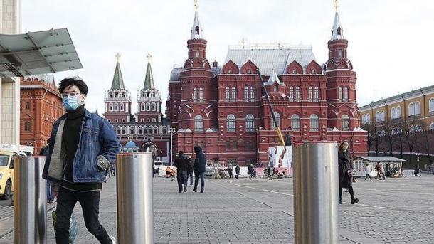 U Rusiji ubrzano raste broj novozaraženih od korona virusa