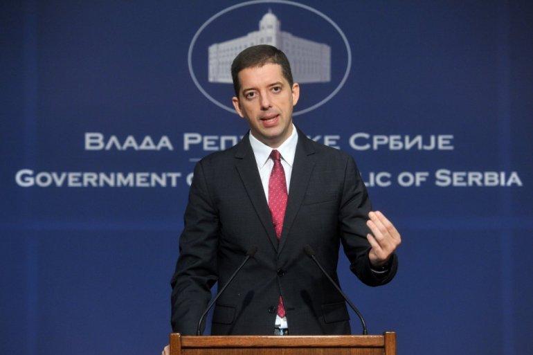 Đurić zvanično imenovan za ambasadora u SAD
