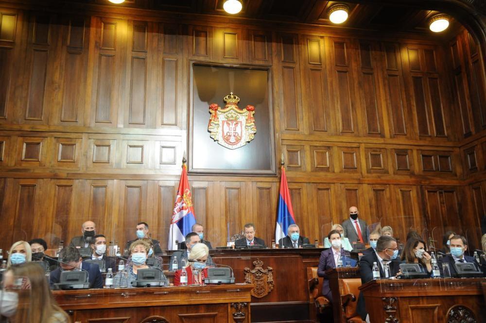 Izabrana Vlada Srbije