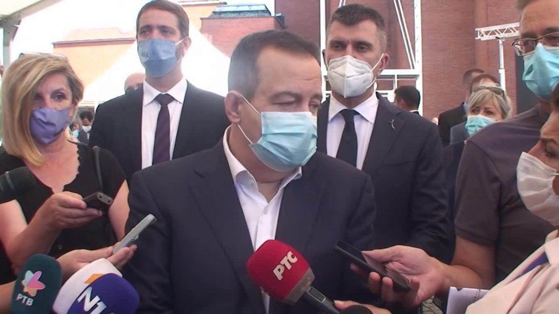 Dačić: Za Srbiju bolja Trampova administracija
