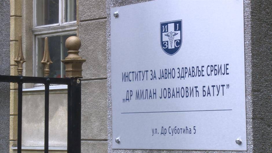 NVO: 'Batut' ignorisao rešenje Poverenika da dostavi podatke o obolelim i preminulim od COVID-19
