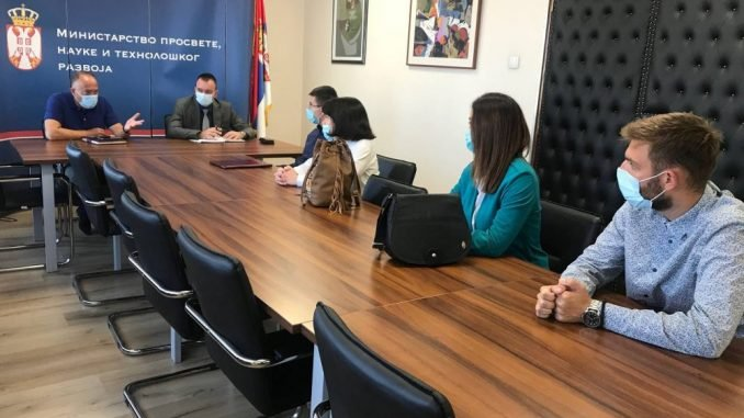 Šarčević: Neprimen zahtev studenata