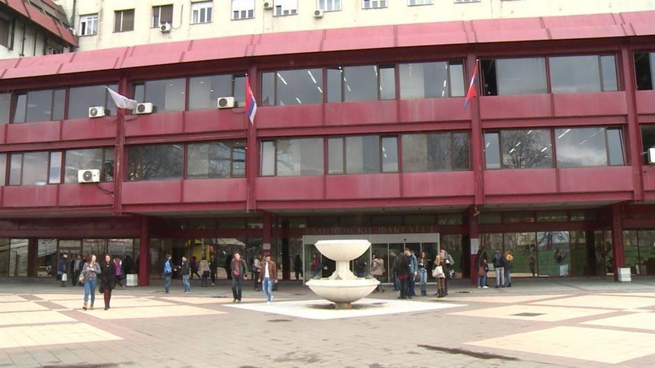 Zloupotreba imena rektorke Beogradskog univerziteta